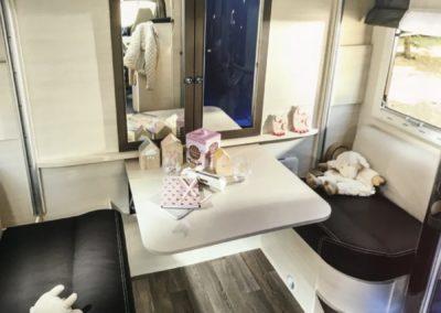 Challenger Wohnmobile mit neuem Konzept... Caravan Salon