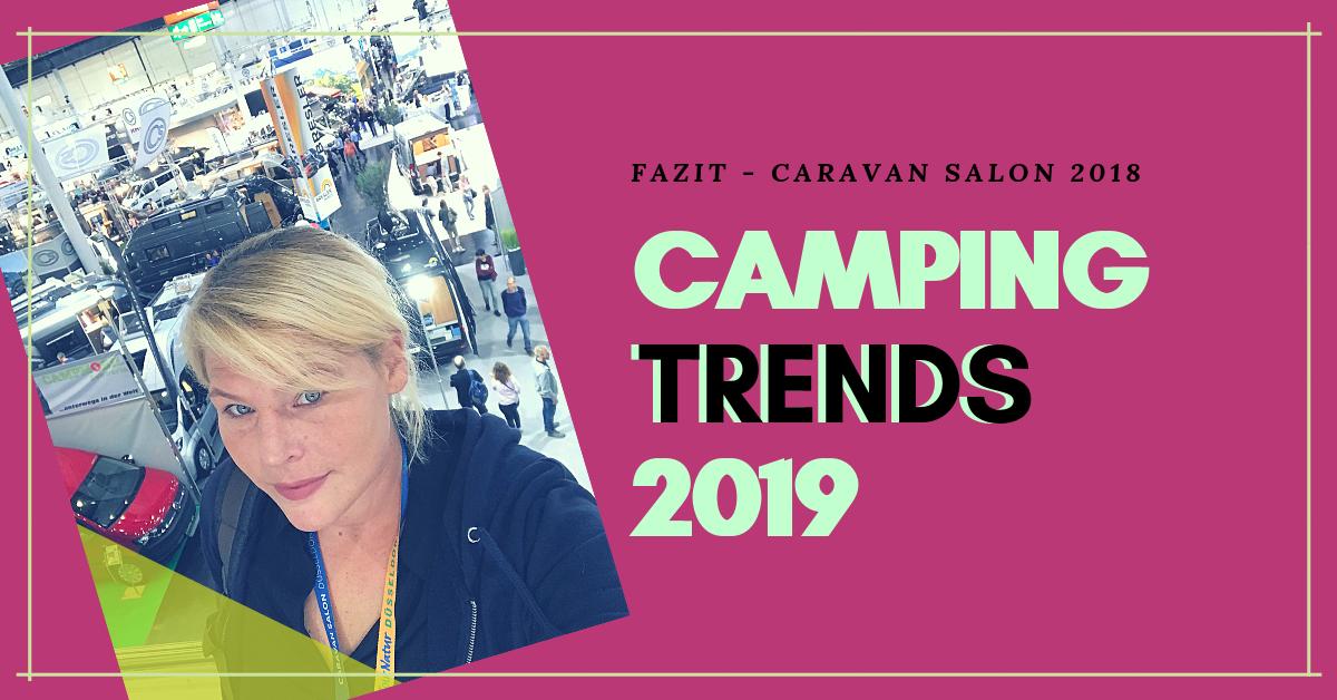 Campingtrends 2019 - Mein Fazit zur Caravan Branche 2018