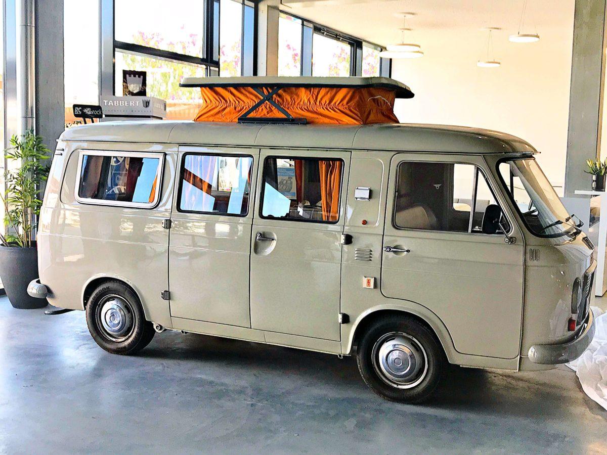 Erster Weinsberg Van von 1963