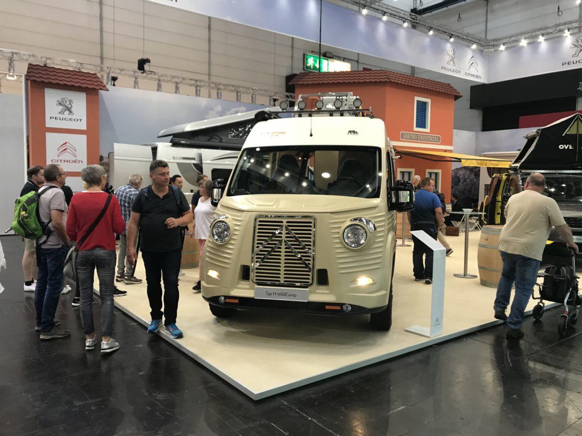 Retro Fahrzeuge in der Camping Branche, der Trend 2019