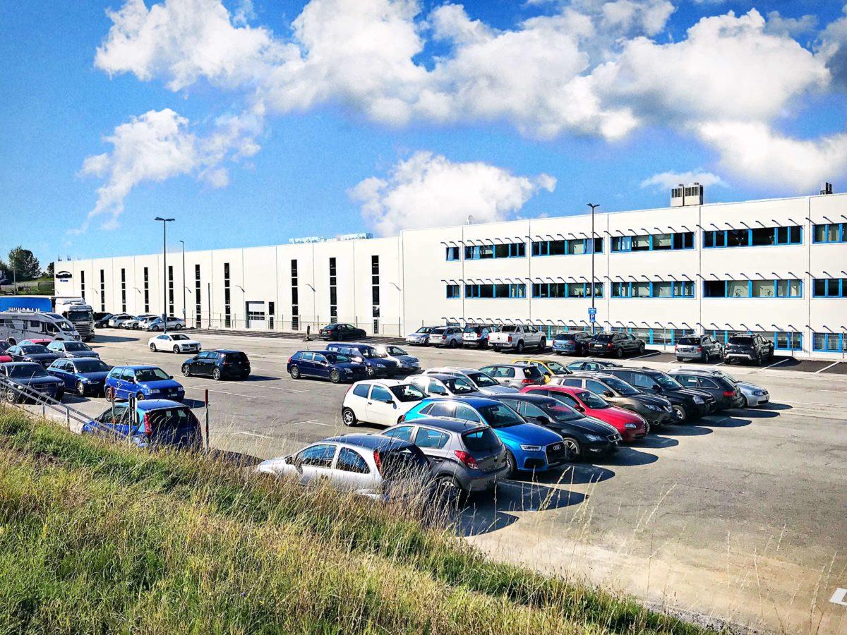 Knaus Tabbert, Erfolgsunternehmen in Jandelsbrunn