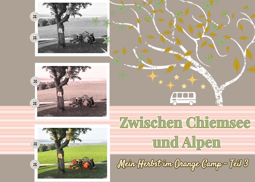 Wohnmobil Herbst Tour... Mit dem Wohnmobil durch die Alpen