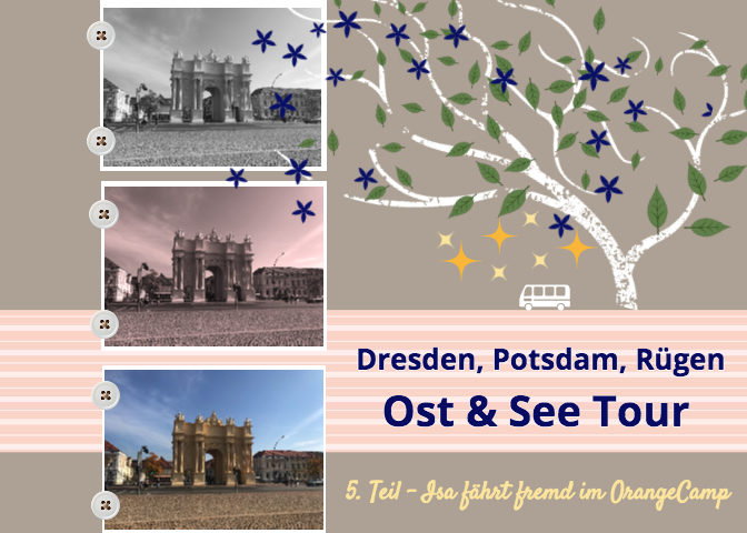 Wohnmobil Ostsee Tour – Mit OrangeCamp durch den Herbst Teil 5
