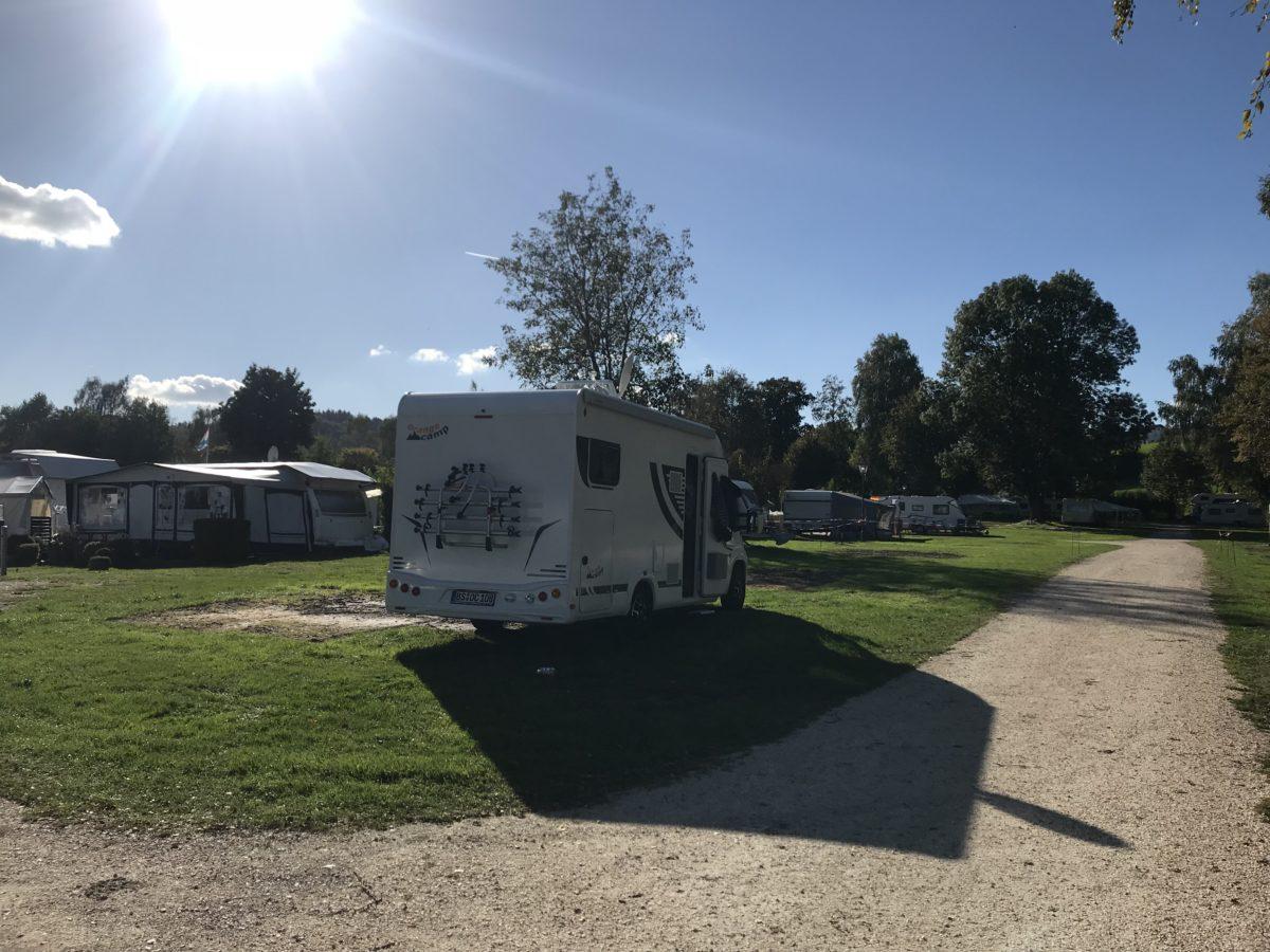 Campingplatz Seecamping Waging am See
