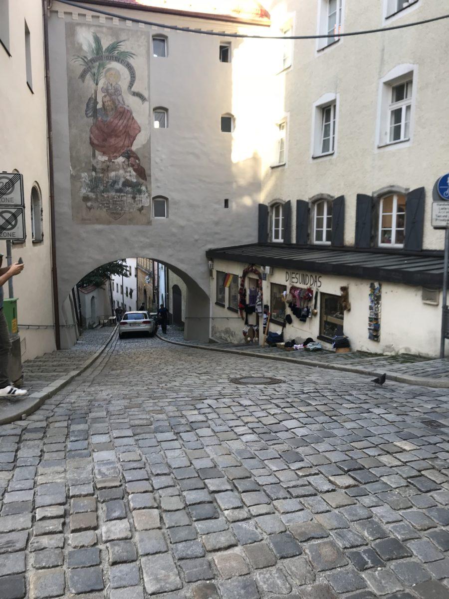 Passau nicht behindertengerecht