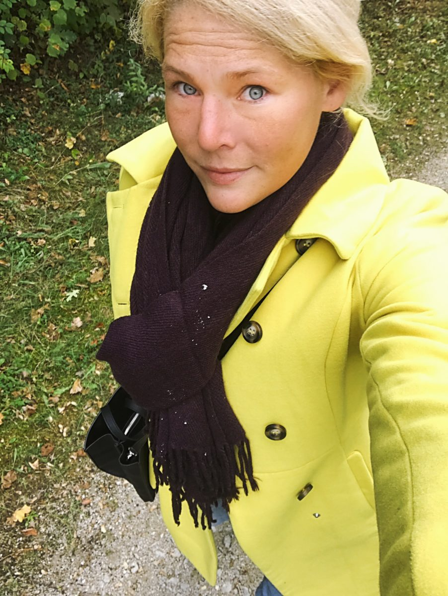 Road Trip als Frau allein, Camping Wohnmobil Frau allein
