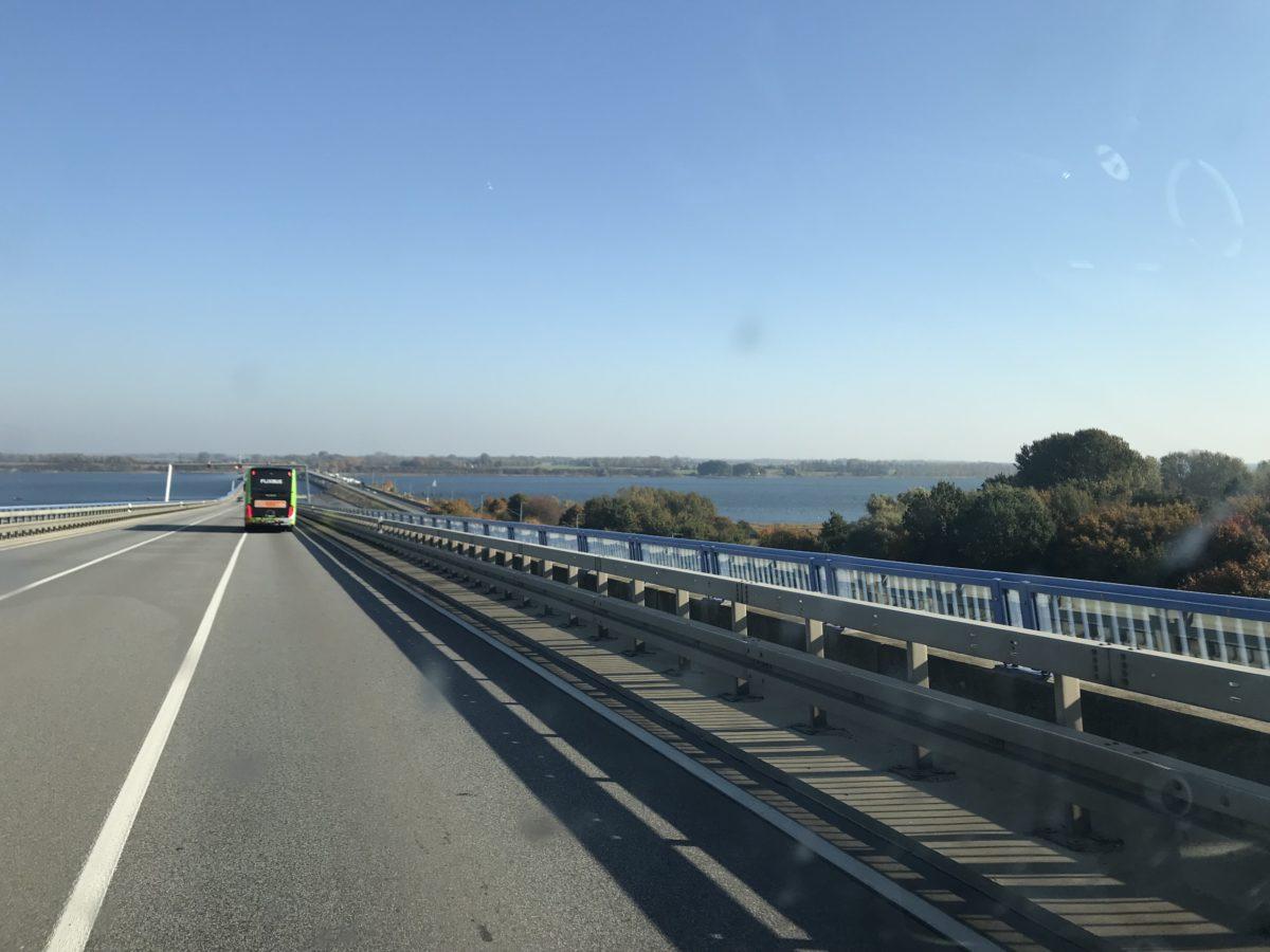 Stralsund mit dem Wohnmobil