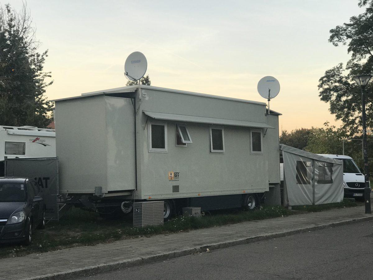Dauercamper Dresden