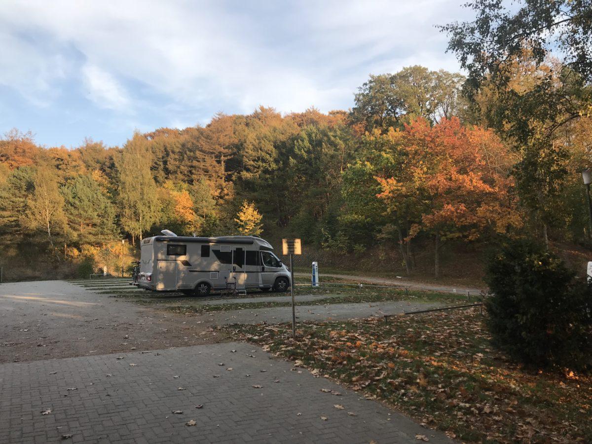 Wohnmobil Rügen