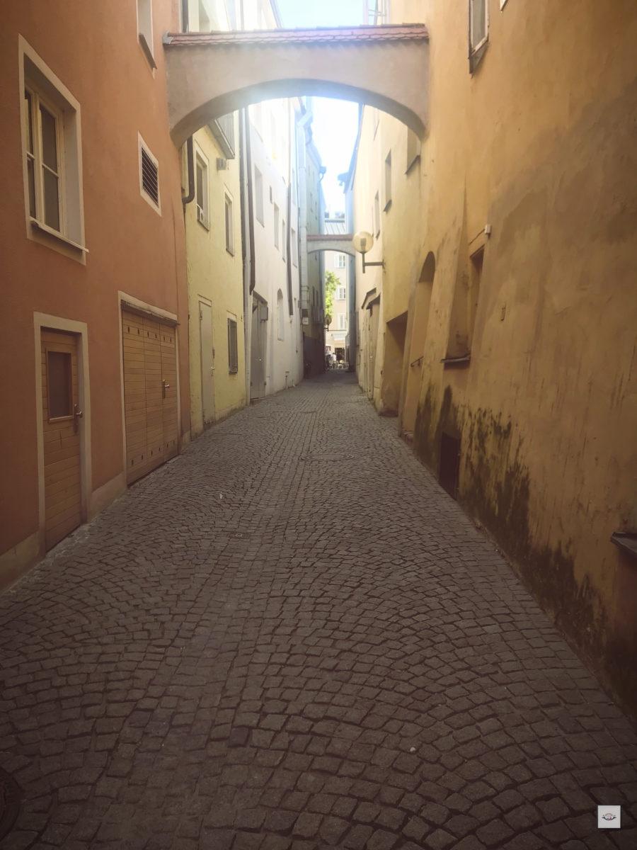 Besuch in Passau - Wohnmobil Stellplätze Passau