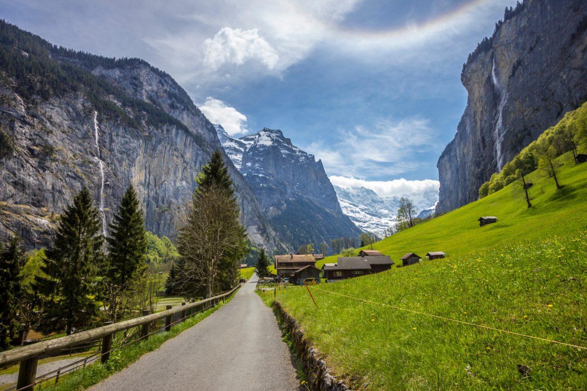 Bergidylle hinter dem Brenner Pass