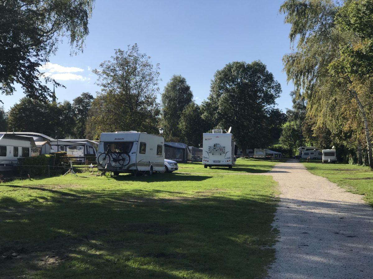 Campingplatz Waging am See