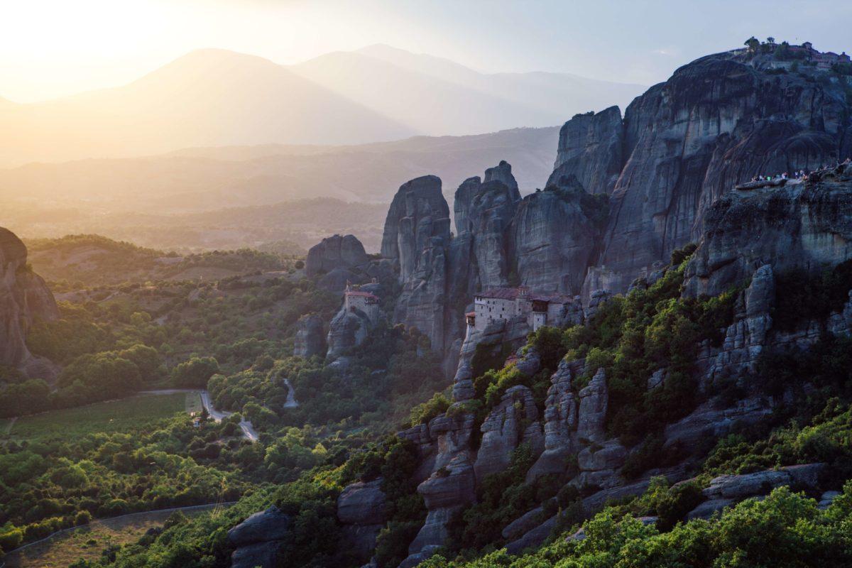 Griechenland mit dem Wohnmobil im Winter