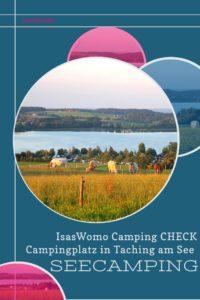 Campingplatz Seecamping Taching am See