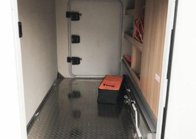 Wohnmobil Garage Knaus SUN TI Test