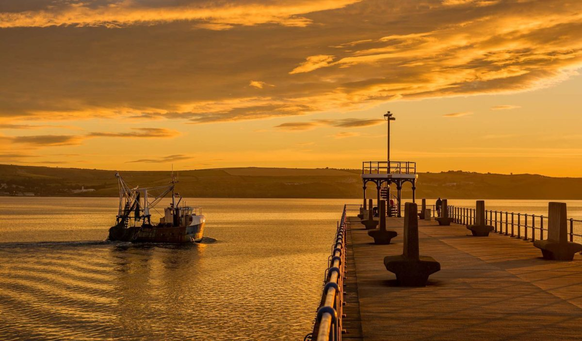 Weymouth als Reiseziel im November für Camper