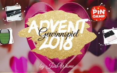 Camping Advent Gewinnspiel 2018 – Geschenke auf IsasWomo