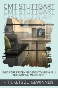 CMT in Stuttgart die Tourismus und Camping Messe