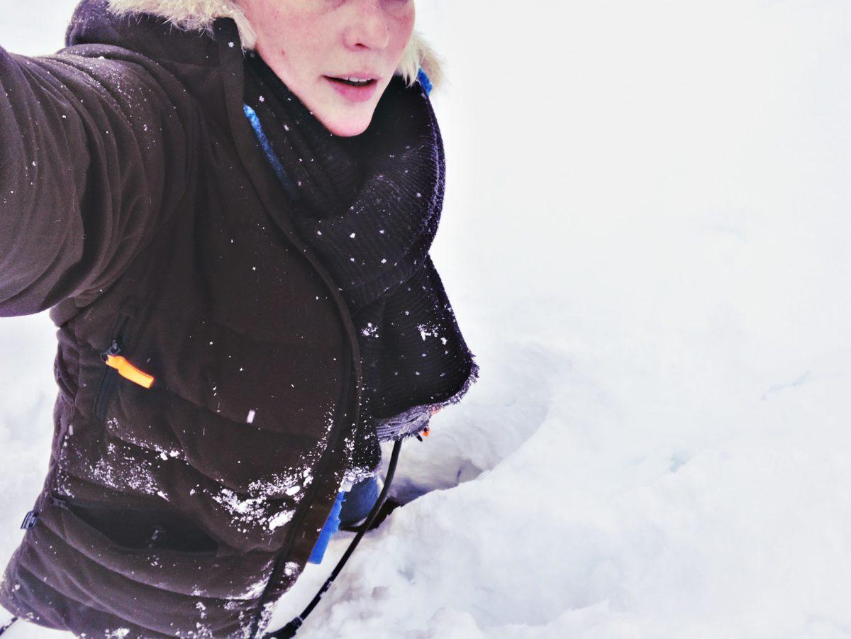 Abenteuer Wintercamping