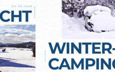 Wintercamping in den Bergen – Abenteuer pur für Angsthasen