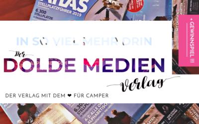 Dolde Medien – der Verlag mit dem Herz für Camper  +++Gewinnspiel+++