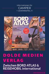 Dolde Medien Verlag Informationen für Camper und Reisemobilisten