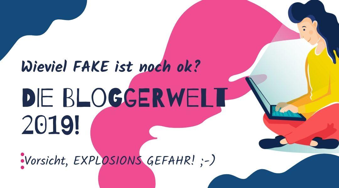 Bloggerwelt 2019 – wie viel Fake ist ganz normal? Isa persönlich