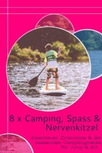 Camping und Abenteuer in Deutschland