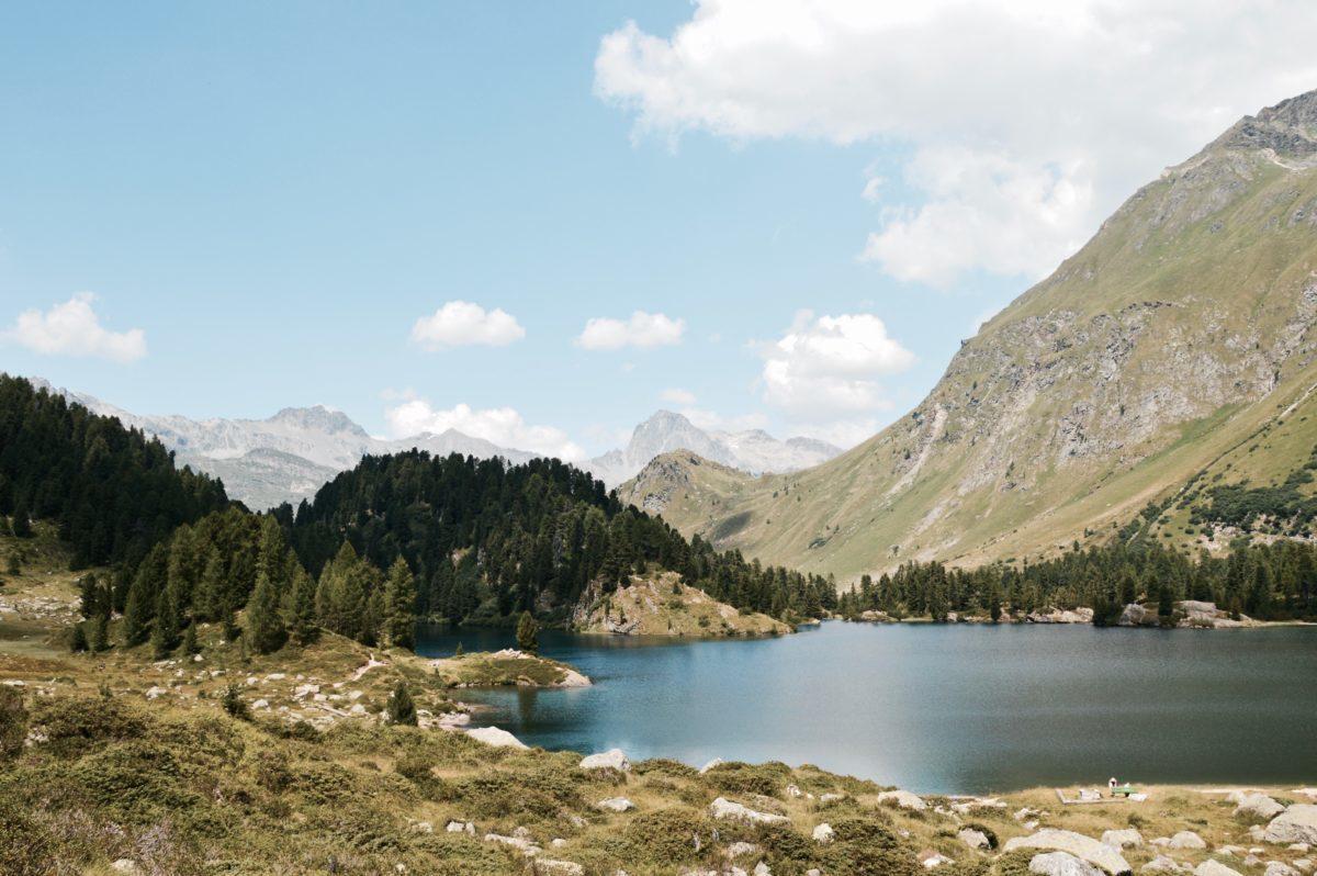 Rappensee Camping und Wandern