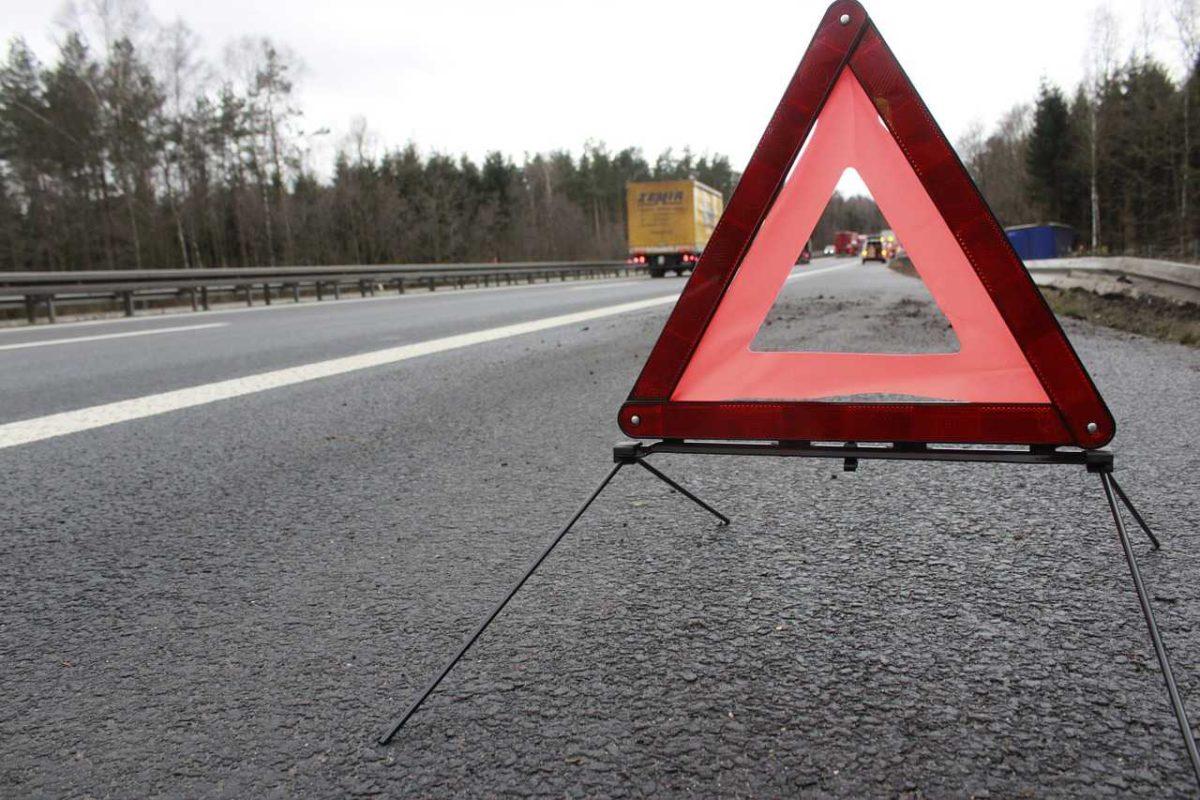 Autounfall auf Reisen