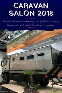 Komm zum Caravan Salon, der größten Camping Messe der Welt