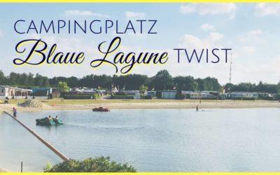 Der familienfreundliche Campingplatz Blaue Lagune in Twist im CHECK