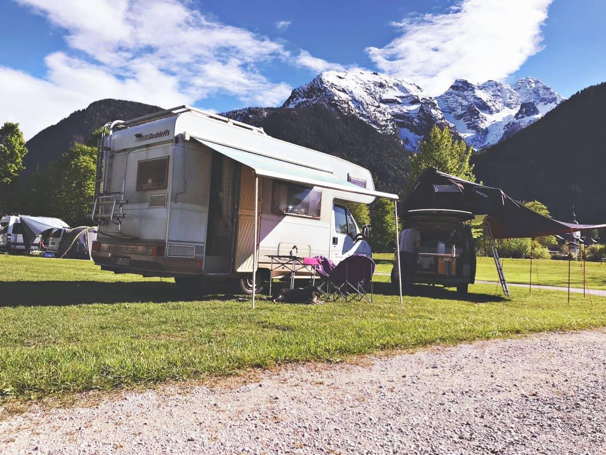Camping und wellness in Österreich