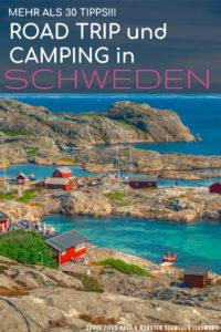 Camping in Schweden - 30 Tipps für deinen ersten Schweden Urlaub