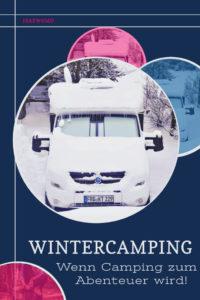 Wintercamping live - Abenteuer in den Bergen