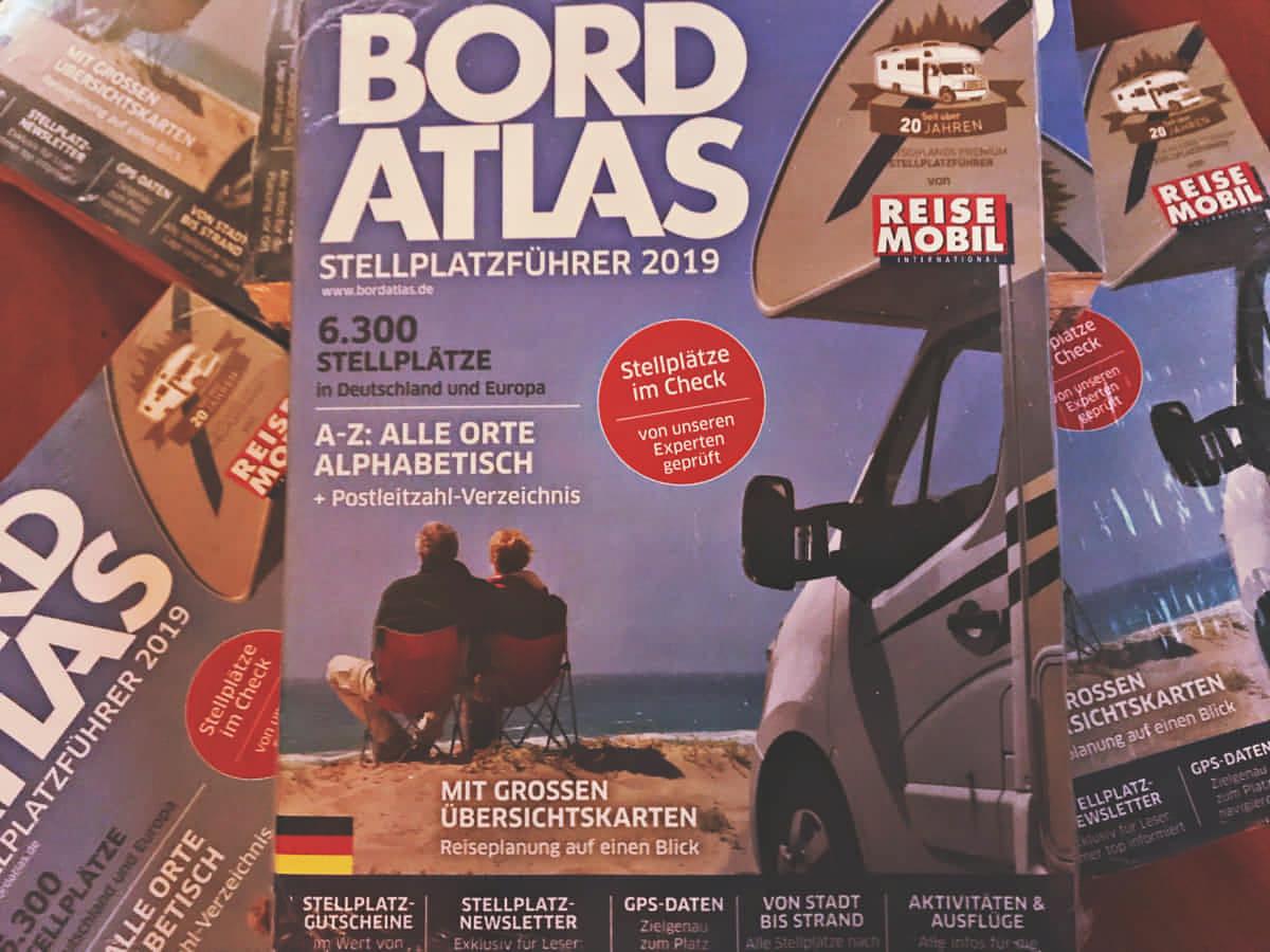 Dolde Medien und der Bord Atlas