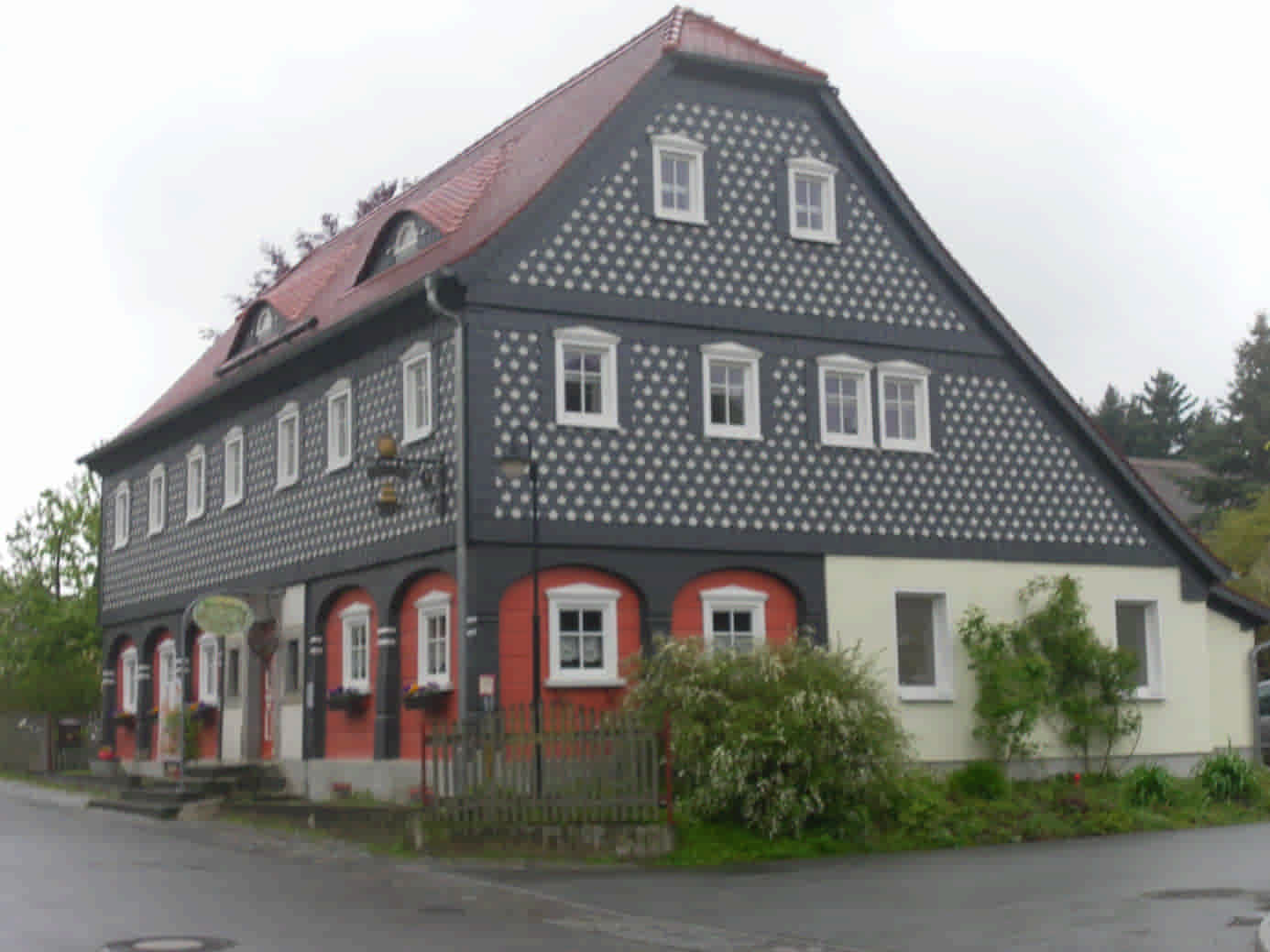 Umgebindehäuser Ex DDR