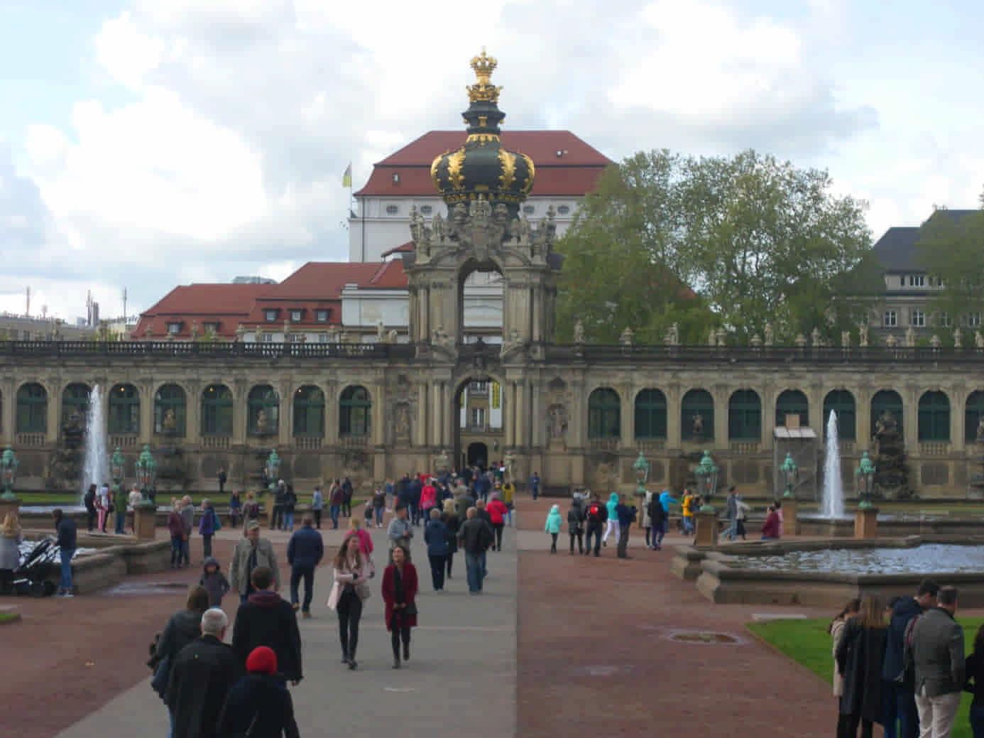 Dresden Wohnmobil Tour