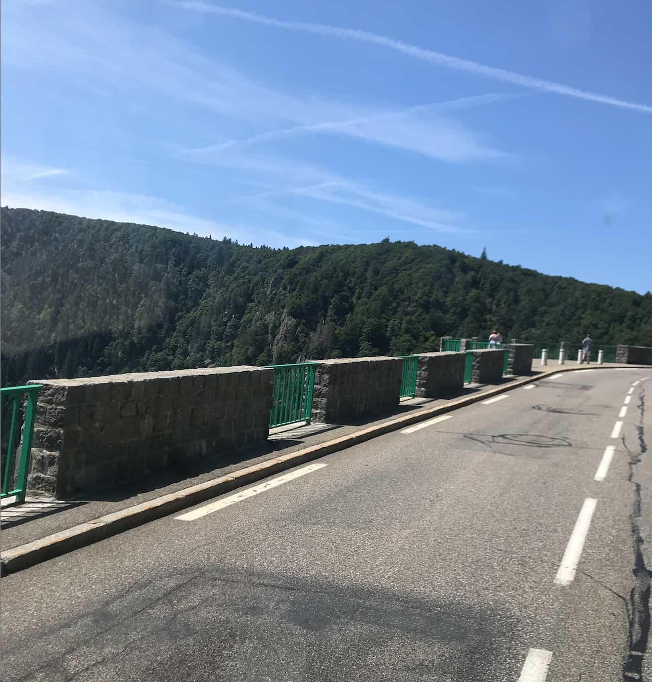 Wohnmobil Nordfrankreich Tour - die Vogesen