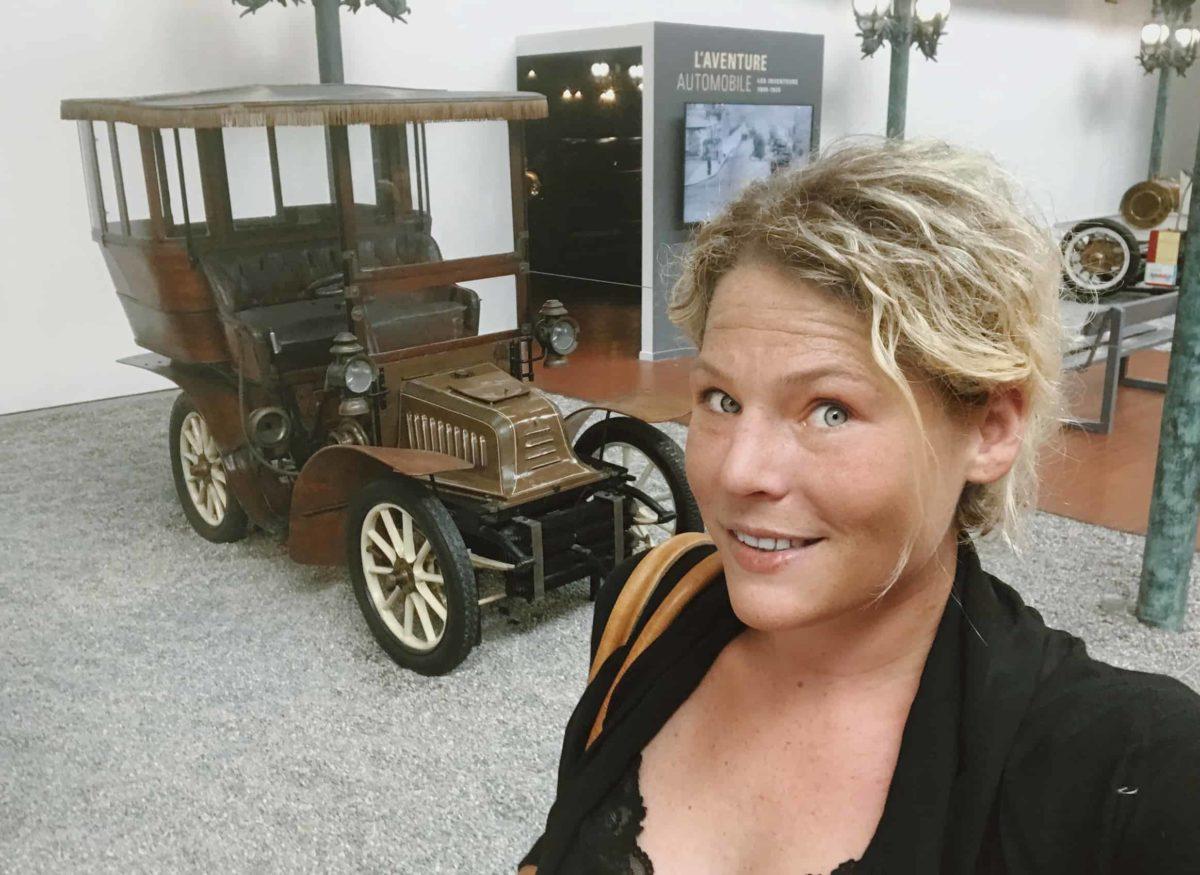 Wohnmobil vs. Oldtimer Nordfrankreich