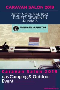 Caravan Salon Tickets
