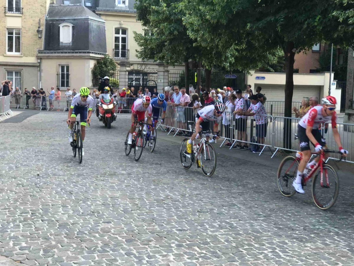 Reims und die Tour de France