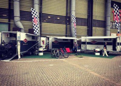 Sportscaravan ein Trend der Campingbranche