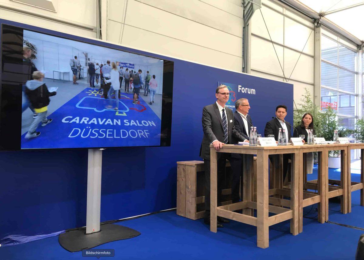 Camping Zukunft Caravan Salon PK 2019