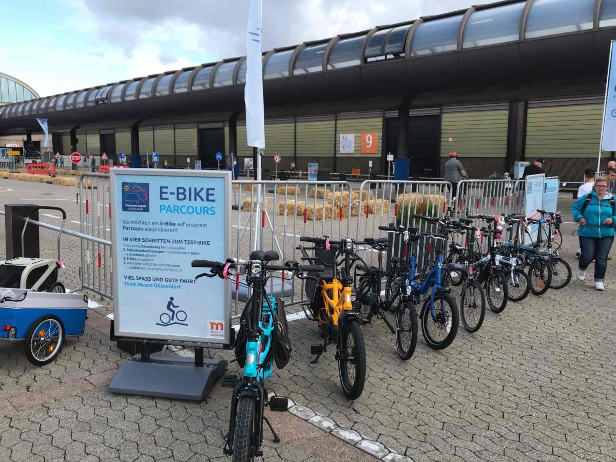 E-Bike für Camper