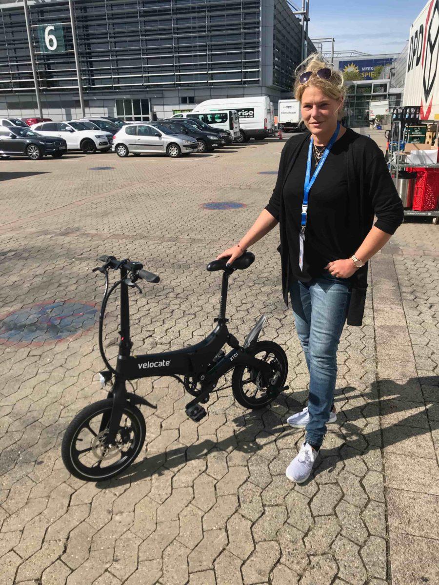 Ein Klapp Bike für große & schwere Menschen?