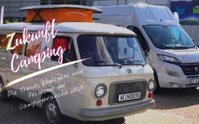 Camping Zukunft – Die Trends der nächsten Jahre nach dem Caravan Salon