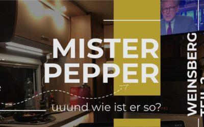 Mister Pepper, mein Wohnmobil des Jahres??? Erste Fakten und viel Bauchgefühl on Tour