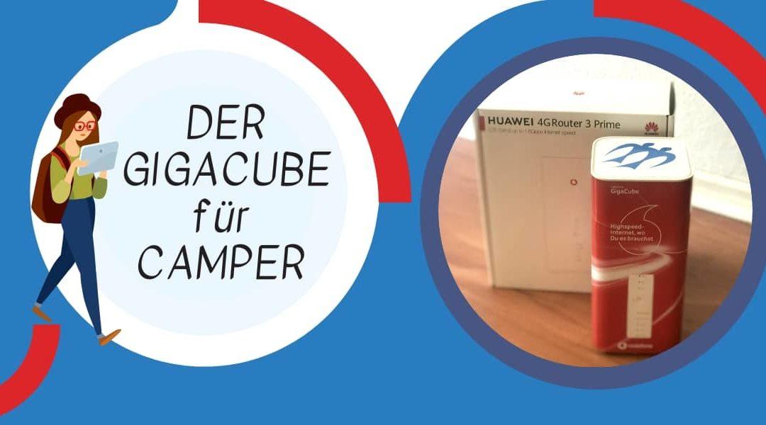 Der GigaCube für Camper?! Eure Fragen, meine Antworten