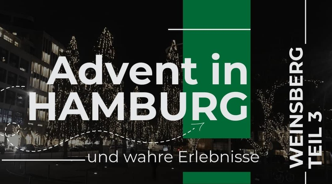 Adventszeit in Hamburg